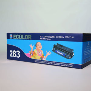 Toner HP Ecolor 283