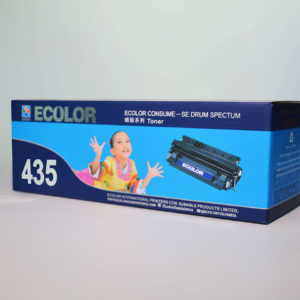 Toner HP Ecolor 435