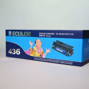 Toner Hp Ecolor 436